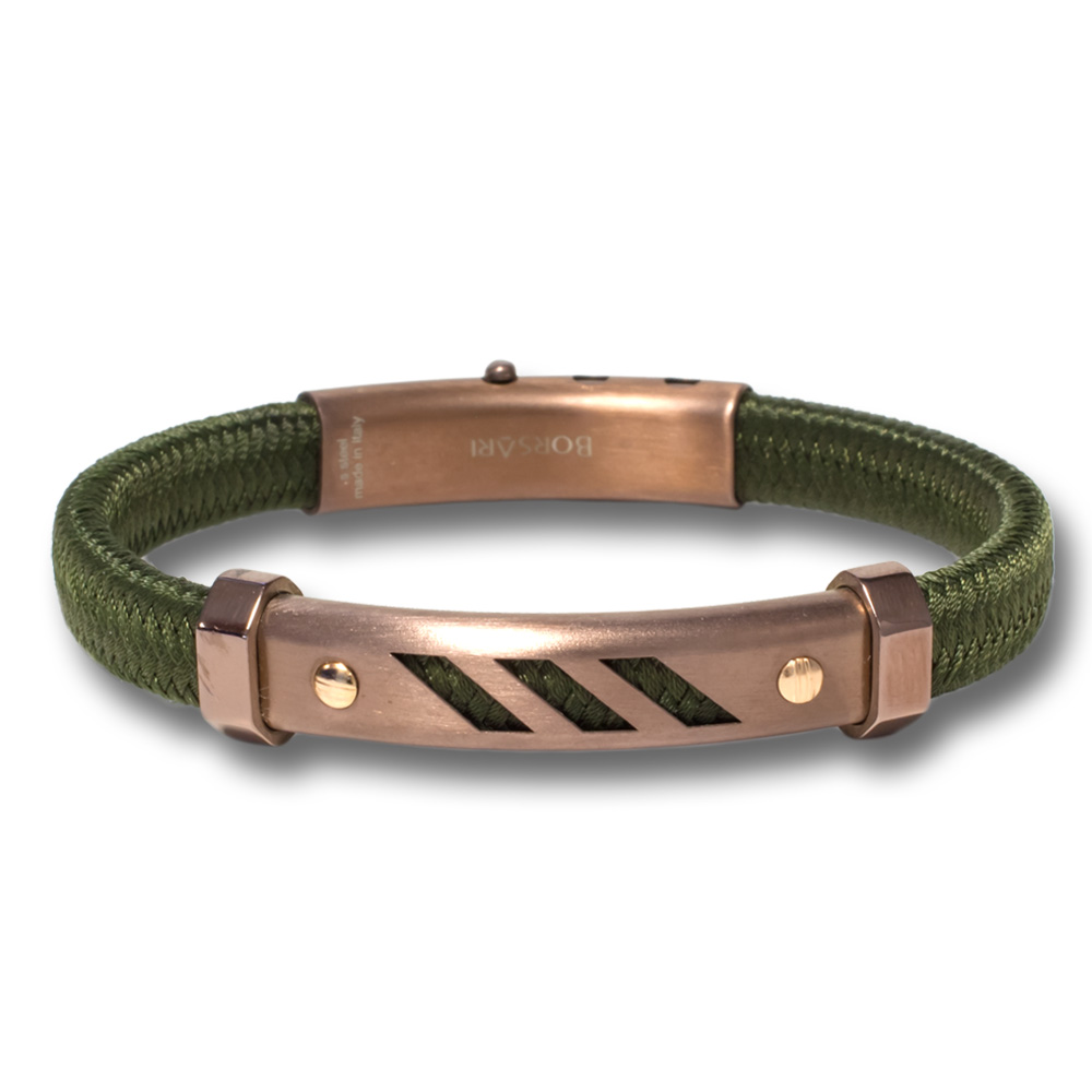 Militaire groene armband